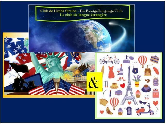 CLUB DE LIMBA STRAINA - 1