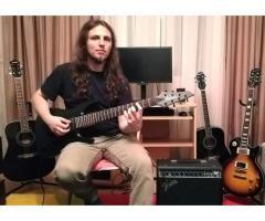 Lecții de chitară acustică, clasică, electrică